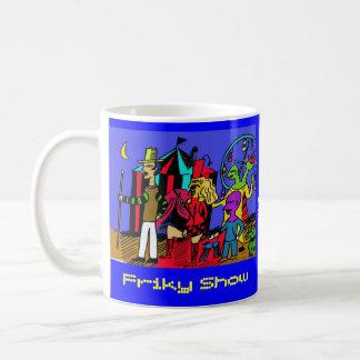 Friky Show Coffee Mug