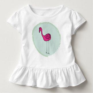 Frill upper section toddler t-shirt
