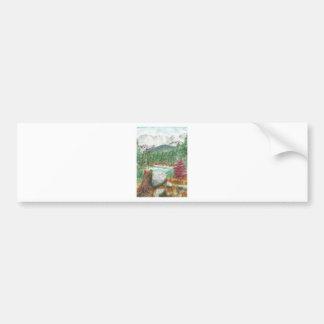 Frillensee Bavaria Bumper Sticker