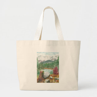 Frillensee Bavaria Large Tote Bag