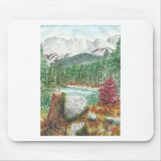 Frillensee Bavaria Mouse Pad