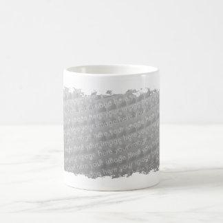 Fringe Border Wraparound Coffee Mug