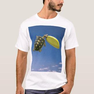 Frisbee Turtle T-Shirt
