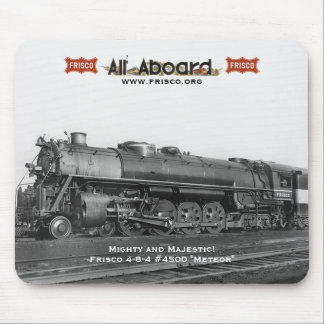 """Frisco 4500 """"Meteor"""" Mouse Pad"""