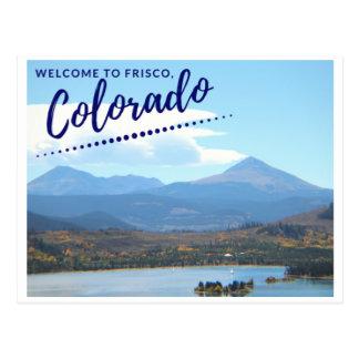 Frisco Colorado Postcard