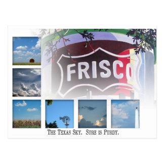 Frisco, Texas Postcard