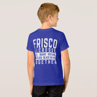 "Frisco ""Together"" Front/Back - Y American Apparel T-Shirt"