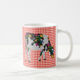 Frisian cow, Friese koe Coffee Mug