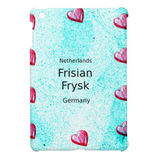 Frisian Language (Germany And Netherlands) Case For The iPad Mini