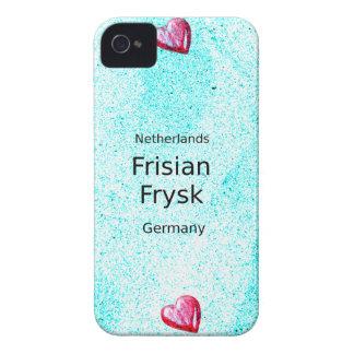 Frisian Language (Germany And Netherlands) iPhone 4 Case
