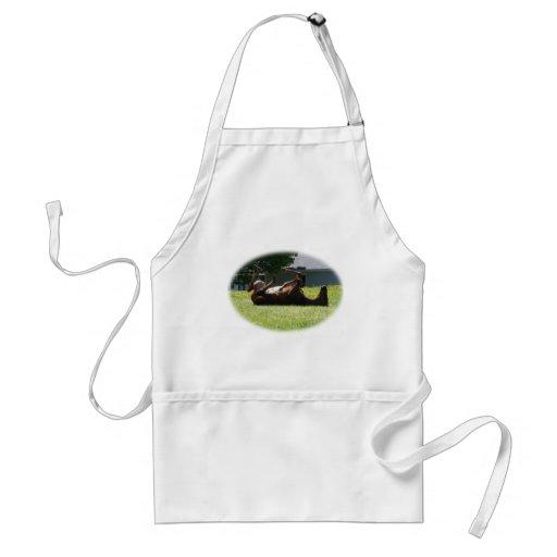 Frisky Foal ~ apron