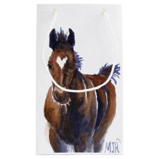 Frisky Foal Small Gloss Gift Bag