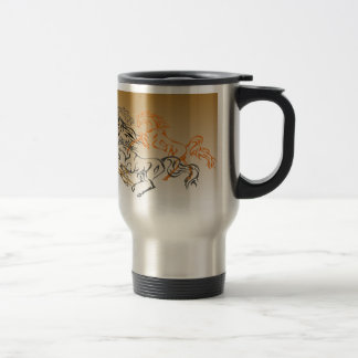 FRISKY HERD TRAVEL MUG