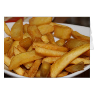 Frites!!! Card