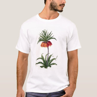 Fritillaria Imperialis from, `Les Lilacees', 1802- T-Shirt