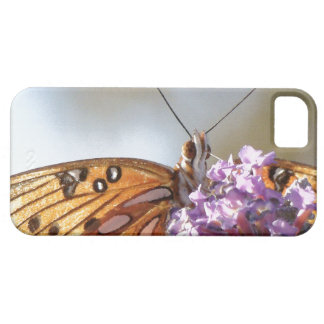 Fritillary Butterfly Flower Floral Wildlife Animal iPhone 5 Case