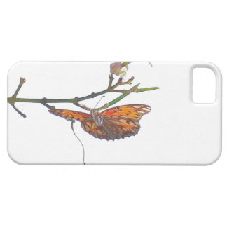 Fritillary Butterfly Flower Wildlife Floral Animal iPhone 5 Cover