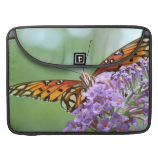 Fritillary Butterfly Flower Wildlife Floral Animal MacBook Pro Sleeves