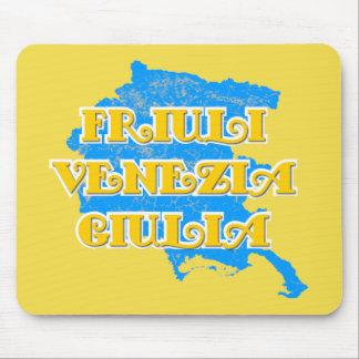 Friuli-Venezia Giulia Mouse Pad
