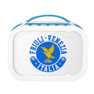 Friuli Venezia Italia Lunch Boxes