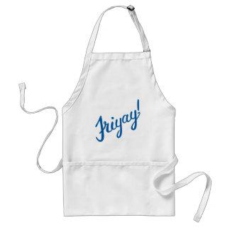 Friyay! Standard Apron