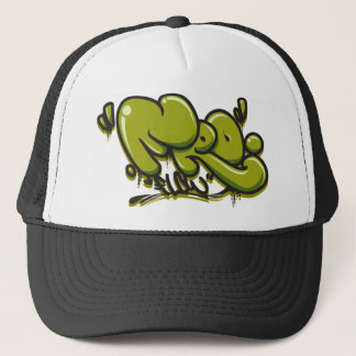 Fro Flow Typo Cap-O! Trucker Hat