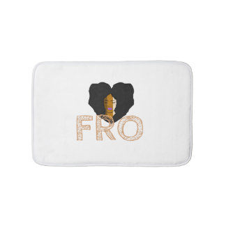 Fro united bathrug bath mat