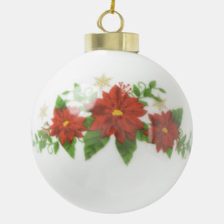 fro united kwanza ceramic ball christmas ornament