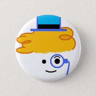Fro Yo 2 Inch Round Button