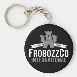 frobozzco+zork+logo keychain