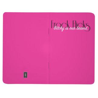 Frock Flicks Brand - Notebook