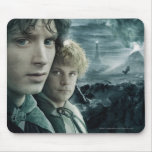 FRODO™ and Samwise Close Up Mouse Pad