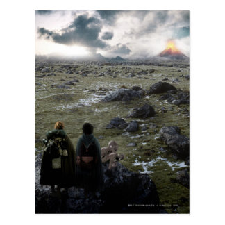 FRODO™ and Samwise Standing Postcard