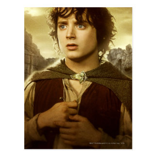 FRODO™ Golden Postcard
