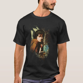 FRODO™ Mixed Media Vector Collage T-Shirt