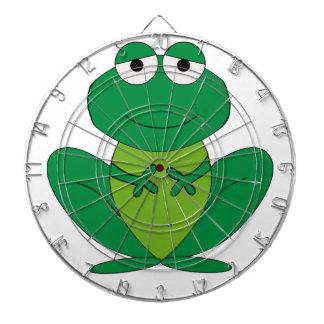 Frog 1 dartboard