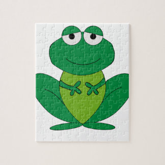 Frog 1 jigsaw puzzle
