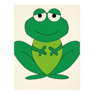 Frog 1 letterhead