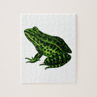 Frog 2 jigsaw puzzle