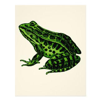 Frog 2 letterhead