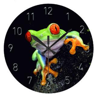 Frog 3 Clock Options