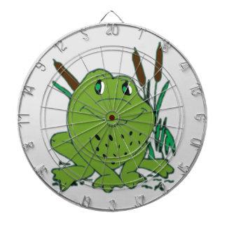 Frog 3 dartboard