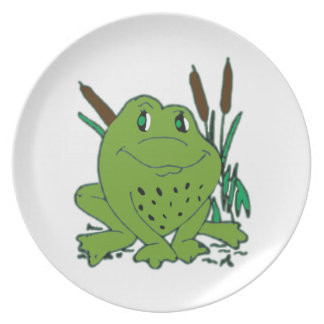 Frog 3 plate