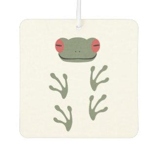 Frog Air Freshener