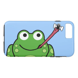 Frog and Fly iPhone 8 Plus/7 Plus Case