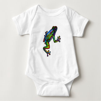 Frog and Frosch Baby Bodysuit