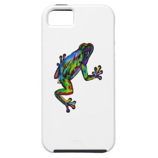 Frog and Frosch iPhone 5 Cover