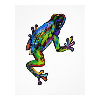Frog and Frosch Letterhead