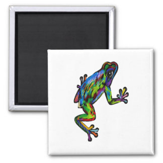 Frog and Frosch Magnet