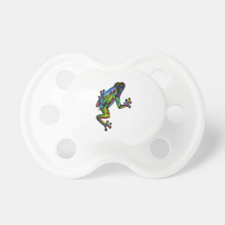 Frog and Frosch Pacifier